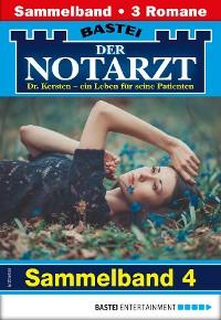 Cover Der Notarzt Sammelband 4 - Arztroman