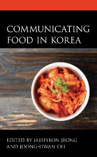 Cover Communicating Food in Korea