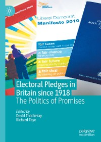 Cover Electoral Pledges in Britain Since 1918