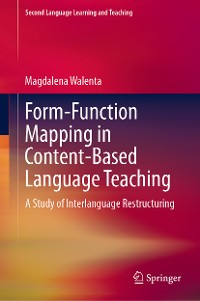 Cover Form-Function Mapping in Content-Based Language Teaching