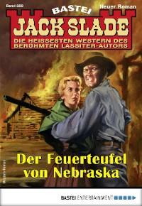 Cover Jack Slade 889 - Western