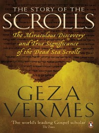 Cover The Story of the Scrolls