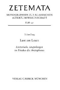 Cover Lust am Lesen