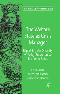 Cover The Welfare State as Crisis Manager