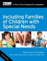 Cover Including Families of Children with Special Needs