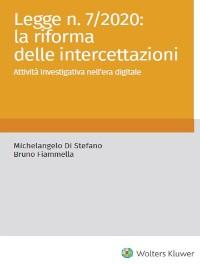 Cover La legge 7/2020: la riforma delle intercettazioni