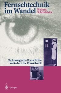 Cover Fernsehtechnik im Wandel
