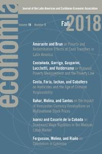 Cover Economía: Fall 2018