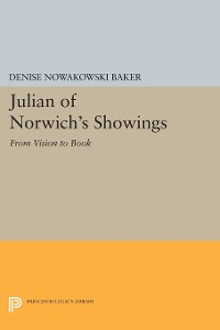 Cover Julian of Norwich's Showings