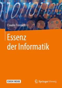 Cover Essenz der Informatik