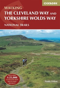 Cover Cleveland Way and the Yorkshire Wolds Way