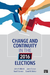 Cover Change and Continuity in the 2016 Elections