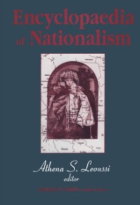 Cover Encyclopaedia of Nationalism