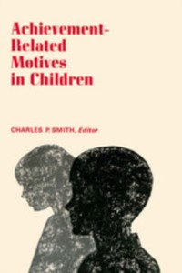 Cover Achievement-Related Motives in Children