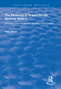 Cover Evolution of Israel's Social Security System