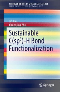 Cover Sustainable C(sp3)-H Bond Functionalization