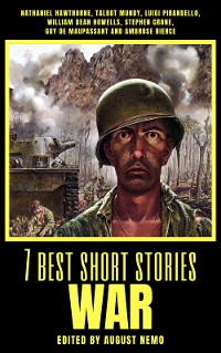 Cover 7 best short stories - War