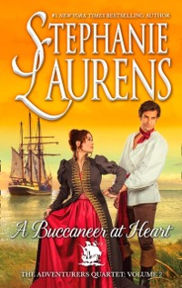 Cover Buccaneer At Heart (The Adventurers Quartet, Book 2)