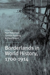 Cover Borderlands in World History, 1700-1914