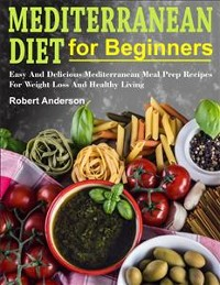 Cover Mediterranean Diet For Beginners