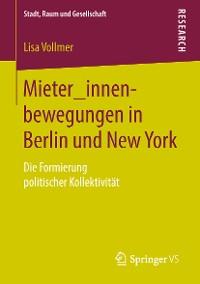 Cover Mieter_innenbewegungen in Berlin und New York
