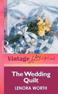 Cover Wedding Quilt (Mills & Boon Vintage Love Inspired)