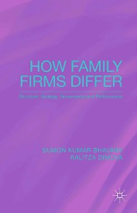 Cover How Family Firms Differ