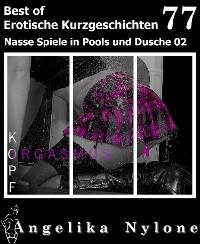 Cover Angelika Nylone: Erotische Kurzgeschichten - Best of 77