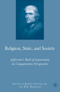 Cover Religion, State, and Society