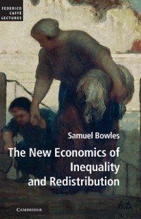 Cover New Economics of Inequality and Redistribution