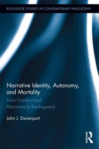 Cover Narrative Identity, Autonomy, and Mortality