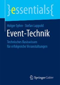 Cover Event-Technik