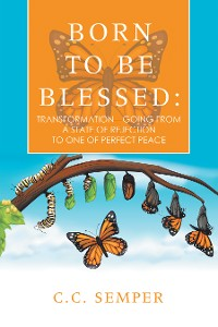 Cover Born to Be Blessed: Transformation—Going from a State of Rejection to One of Perfect Peace
