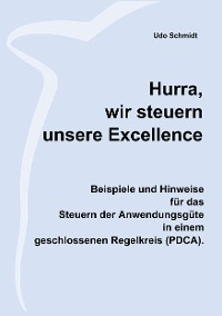 Cover Hurra, wir steuern unsere Excellence