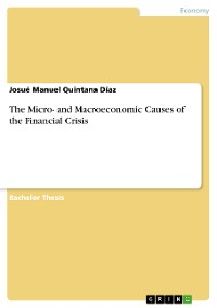 Cover The Micro- and Macroeconomic Causes of the Financial Crisis