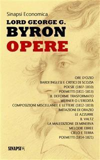 Cover Opere