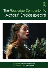 Cover Routledge Companion to Actors' Shakespeare