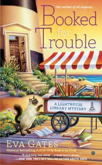 Cover Booked for Trouble
