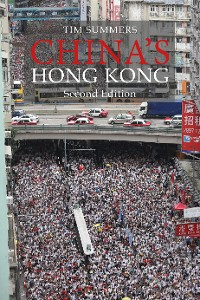 Cover China's Hong Kong Second Edition