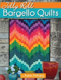 Cover Jelly Roll Bargello Quilts