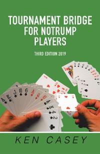 Cover Tournament Bridge          for Notrump Players