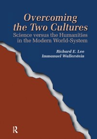 Cover Overcoming the Two Cultures