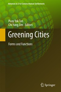 Cover Greening Cities