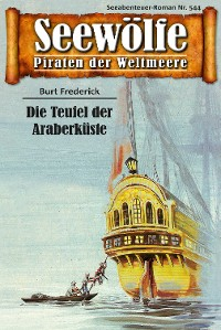Cover Seewölfe - Piraten der Weltmeere 544