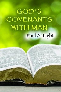 Cover God's Covenants With Man