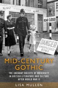Cover Mid-century gothic