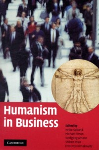 Cover Humanism in Business