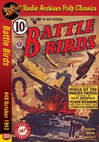 Cover Battle Birds #48 October 1942