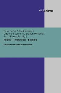Cover Konflikt – Integration – Religion