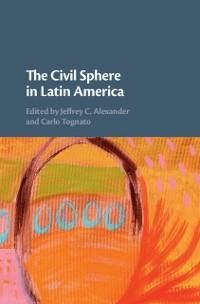 Cover Civil Sphere in Latin America